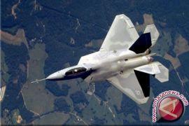 AS Akan Kirim Jet Tempur F-22 ke Korsel