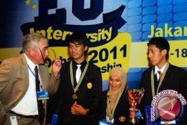 Siswa Indonesia Raih 91 Medali Turnamen Debat