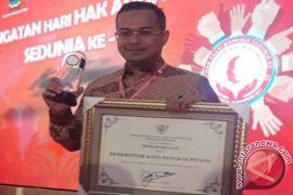 Pangkalpinang Kembali Raih Penghargaan Tingkat Nasional
