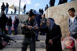 Israel susun UU pangkas penduduk Palestina di Yerusalem