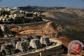 Menhan: Israel rencanakan 2.500 rumah baru di Tepi Barat