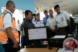 Wagub Babel pantau posko monitoring Bandara Depati Amir