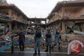 Ledakan di kantor media Afghanistan tewaskan puluhan orang