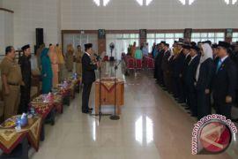Pemerintah Kabupaten Bangka Tengah rotasi 144 pejabat