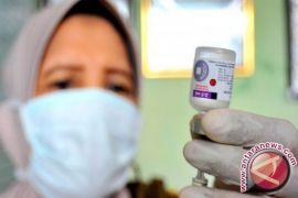 Kasus difteri mulai menurun sejak akhir 2017
