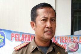 Satpol PP Kabupaten Bangka inspeksi gudang beras