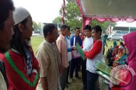 DKP Bangka Tengah terbitkan 1.114 asuransi nelayan