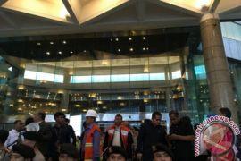 30 korban  ambruknya lantai mezanin BEI dibawa ke RS