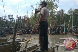 Polisi Simpangteritip hentikan tambang liar di Sungai Rambat
