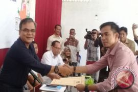 KPU: tiga pasang calon Bupati Bangka lolos pemeriksaan kesehatan