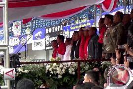 Presiden Joko Widodo Resmi Buka Piala Presiden 2018