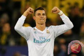 Juventus bayar Rp1,8 triliun untuk dapatkan Ronaldo