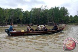 Polisi akan tindak penambang timah Sungai Rambat