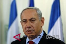 Benjamin Netanyahu: hanya AS yang bisa mediasi kesepakatan perdamaian
