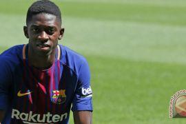 Ousmane Dembele lupakan masalah yang pernah dideritanya di Barcelona