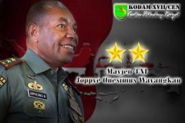 TNI AD membantu layanan kesehatan di pedalaman Papua Barat
