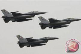 Serangan udara Turki tewaskan 49 gerilyawan Kurdi di Irak