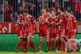 Bayern Muenchen menang 3-1 atas PSG di ICC