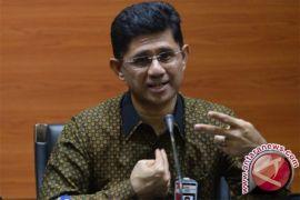 KPK tetapkan tiga tersangka suap DPRD Lampung Tengah