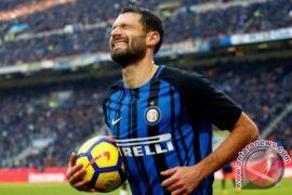 Inter Milan menyerah 0-2 di markas Genoa