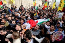 Bentrokan dengan tentara Israel akibatkan 40 orang Palestina cedera