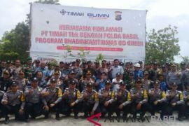 PT Timah anggarkan Rp12 miliar reklamasi 400 hektare
