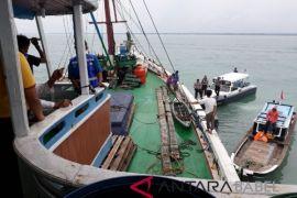Polisi periksa dokumen pupuk dari Lampung