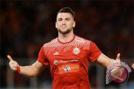Marko Simic pemain terbaik Piala Presiden 2018