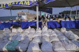 Ketua MPR minta hukuman mati pemasok narkoba ke Indonesia