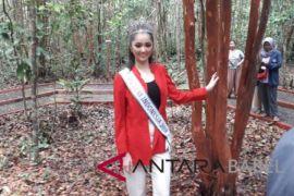 Puteri Indonesia 2018 kunjungi Hutan Pelawan (Video)