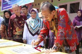 Pemkab Bangka Barat: Kampung KB dapat cegah pernikahan dini