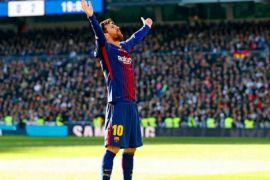 Messi akan diistirahatkan pada pertandingan terakhir Barcelona