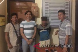 Polisi ungkap kasus pencurian di Muntok