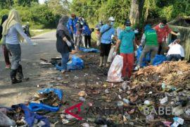 Pemuda Bangka Barat diajak peduli sampah