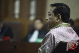 KPK sedang proses eksekusi Setya Novanto