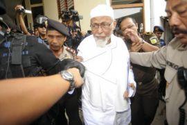 Presiden beri izin Abu Bakar Ba'asyir berobat ke RSCM