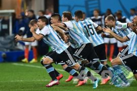 PIALA DUNIA - Fakta-fakta Timnas Argentina