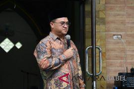 Gubernur Babel ajak warga makmurkan masjid