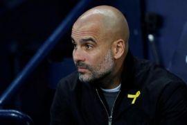 Pep Guardiola masih cemaskan City belum bisa memastikan gelar