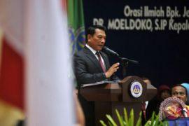 Renas 212 JPRI: Moeldoko dinilai tepat dampingi Jokowi