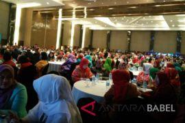 Ribuan peserta hadiri Rakornas PPPA di Babel