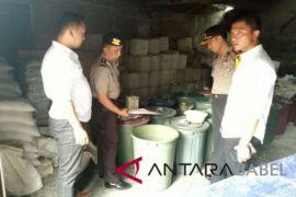 Polres Bangka tangkap pelaku produksi miras