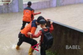 BPBD Babel: delapan kelurahan terendam banjir