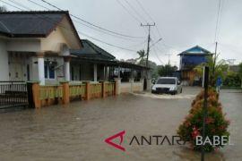 BPBD: Kampung Keramat terendam banjir satu meter