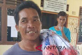 Berkat bantuan PT Timah, tangkapan ikan nelayan meningat