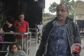 Djamal Aziz diperiksa KPK