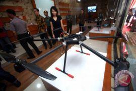 Pabrik drone pertama Indonesia diresmikan