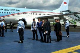 Presiden lakukan kunjungan kerja ke Jawa Barat