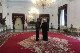 Presiden terima kunjungan kehormatan Grand Syeikh Al-Azhar