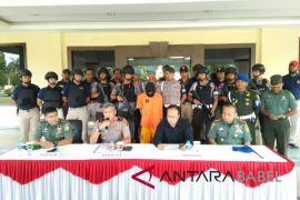 Kapolda Babel: pembunuh anggota TNI pelaku tunggal
